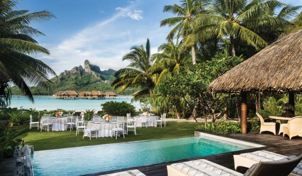 Les voyages de jos phine voyage polyn sie fran aise four seasons resort bora bora 5 7 jours - Villa de reve pineapple jamaique ...